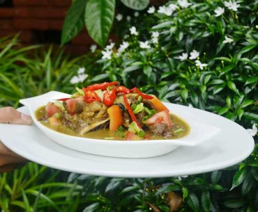 Oh My Goat by Horison Ultima Malang Hotel