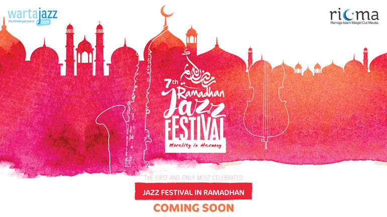 Ramadhan Jazz Festival 2017 Ready to Be Held