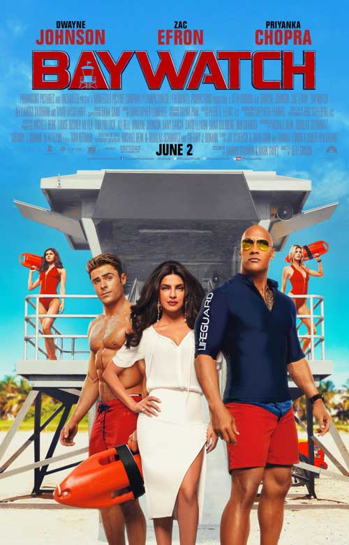 Review Baywatch Movie Gives Entertaining Plot The Display