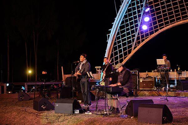 Jazz Gunung Bromo 2017 - Glenn Fredly