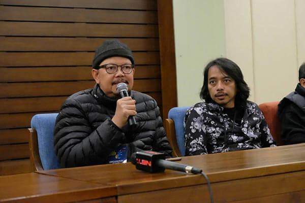 Jazz Gunung Bromo 2017 - Sigit Pramono & Dewa Budjana
