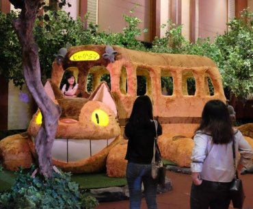 The World of Ghibli Jakarta Exhibition