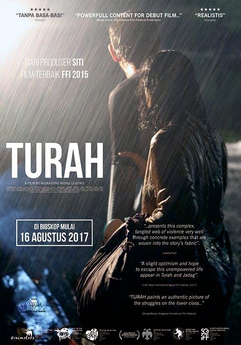 Poster Turah. Wicaksono Wisnu Legowo as Director