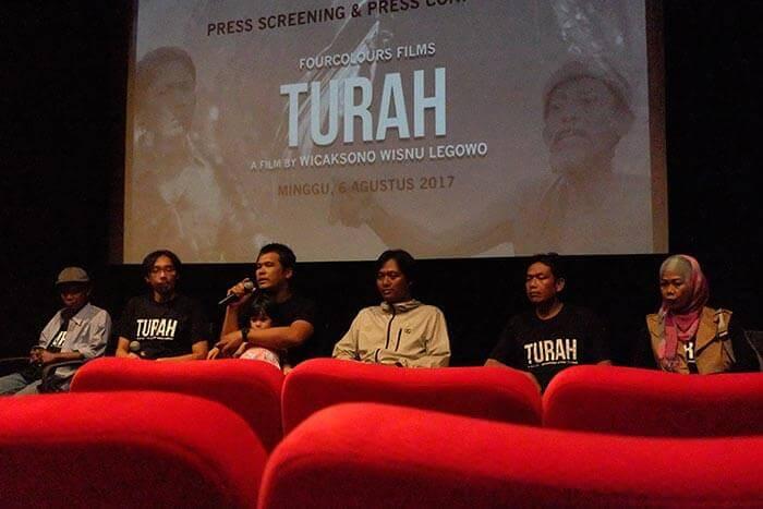 Press Conference Turah