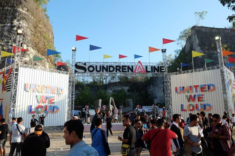 Soundrenaline 2017 #UnitedWeLoud Day 1 Report