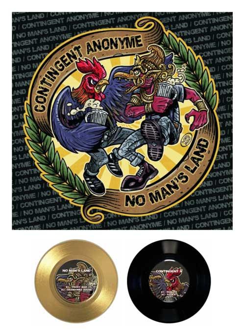 No Man's Land Split Album