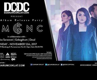 HMGNC 5th Album Release Party