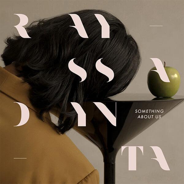 "Rayssa Dynta - ""Something About Us"" Artwork"