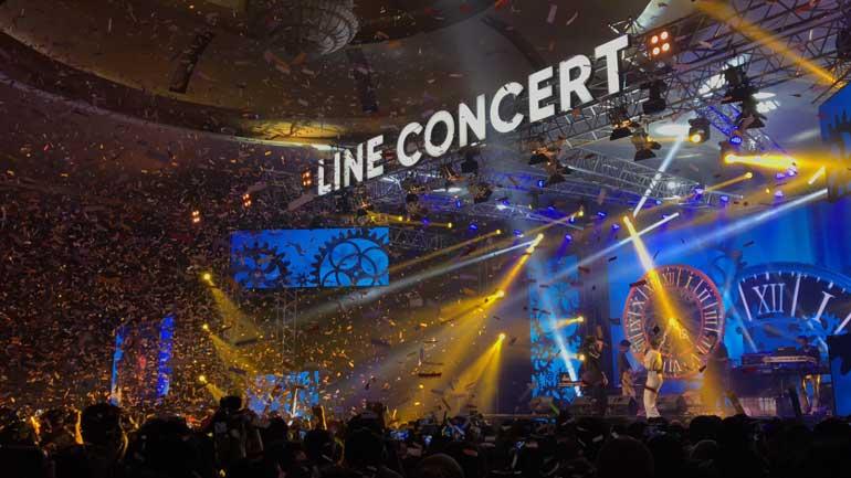 LINE Concert Medan Report