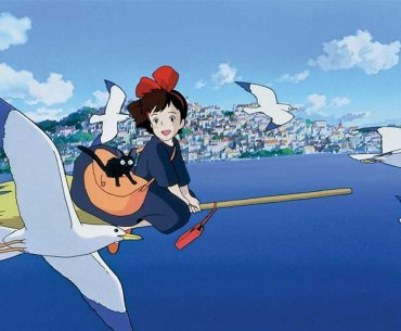 Kiki's Delivery Service World of Ghibli Screening
