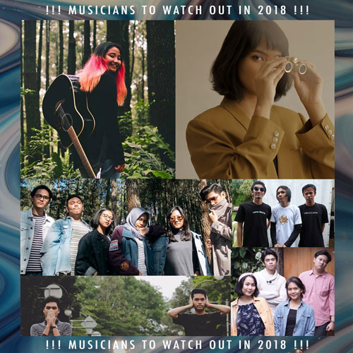 Musicians to Watch Out in 2018
