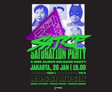 SATCF Saturation Party