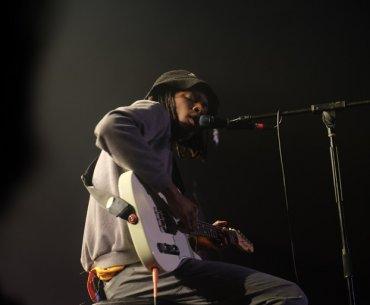 Danieal Caesar Freduian Asia Tour on Java Jazz Festival 2018