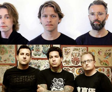 Mew and MxPx at Stellar Fest 2018