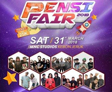 Pensi Fair 2018 by GTV