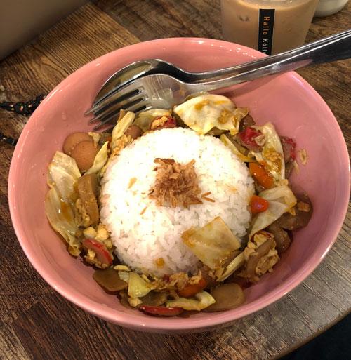Kollen Cafe Malang Review