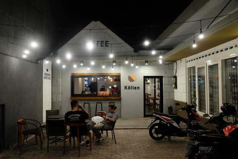 KÖLLEN Cafe Malang Review