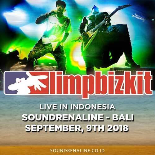 Limp Bizkit Soundrenaline 2018