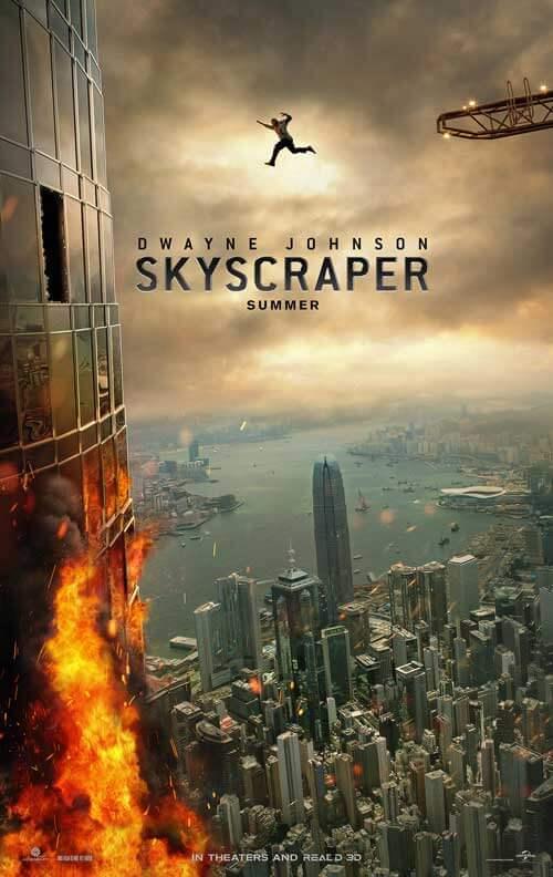 Skyscraper Review Movie