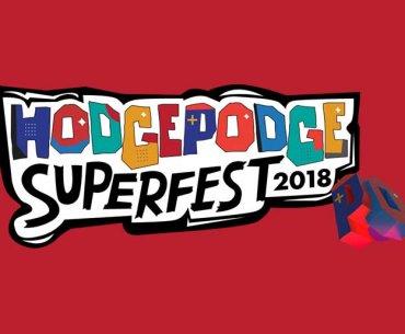 Hodgepodge Superfest 2018 Pre Article