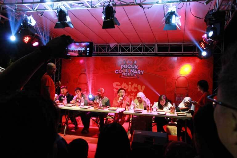 Pucuk Coolinary Festival 2018 Malang Report