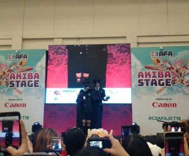 C3AFAJKT 2018 Anime Festival Asia