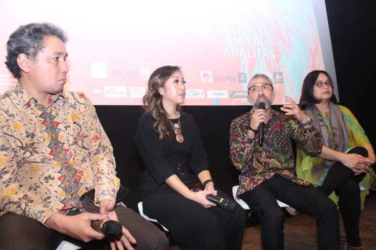 Festival Film Indonesia 2018 Konferensi Pers