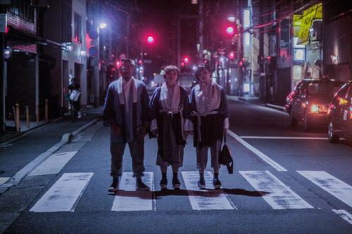 HMGNC Japan Tour Interview