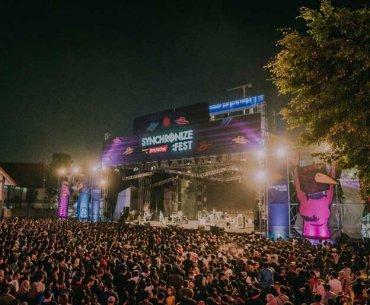 Synchronize Fest 2018 Indonesia