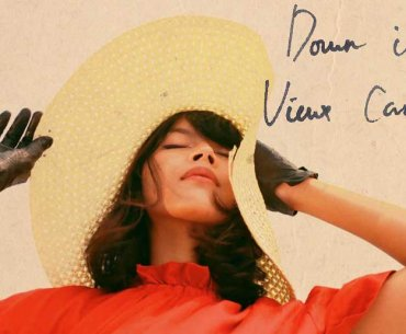 "Vira Talisa ""Down in Vieux Cannes"" Single"