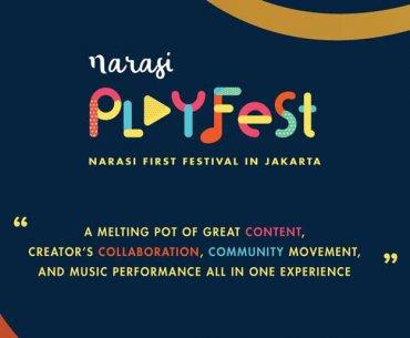 Narasi Playfest 2018 Jakarta