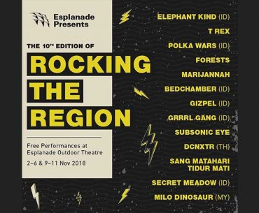 Rocking The Region from Indonesian Bands