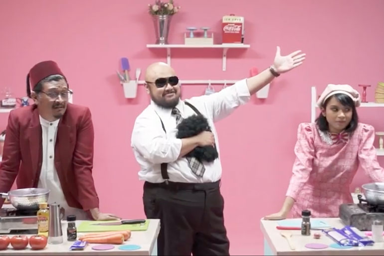 SORE Vira Talisa Rubber Song Music Video