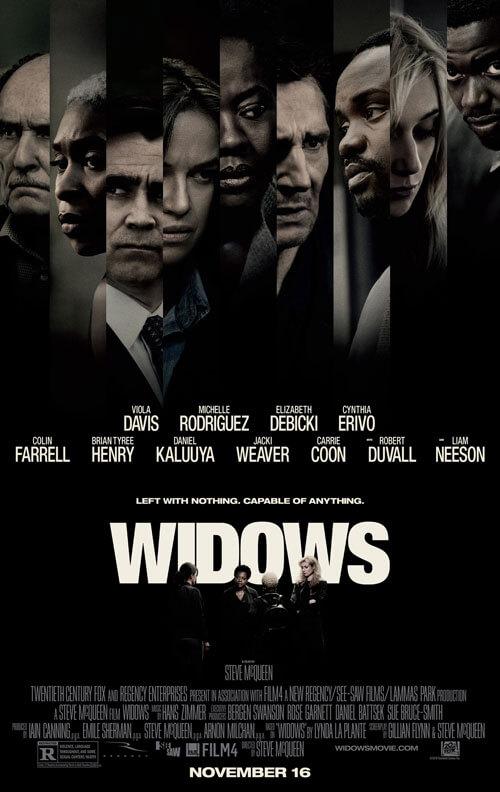 Widows Film Review