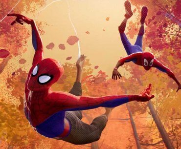 Spider-Man Into the Spider-verse Review Film