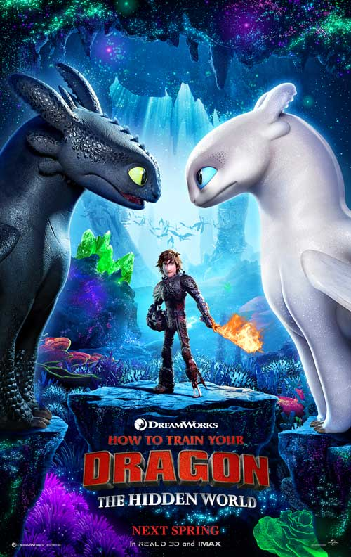 How To Train Your Dragon Hidden World Review