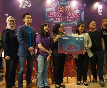 Java Jazz 2019 Press Conference