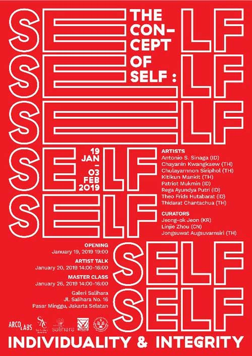 Concept of Self Exhibition