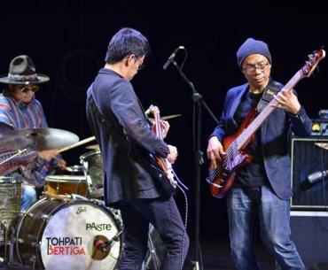 Tohpati Bertiga Jazz Buzz Salihara 2019