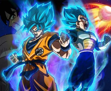 "Review: ""Dragon Ball Super: Broly"" Sajikan Animasi dan Pertarungan Seru"