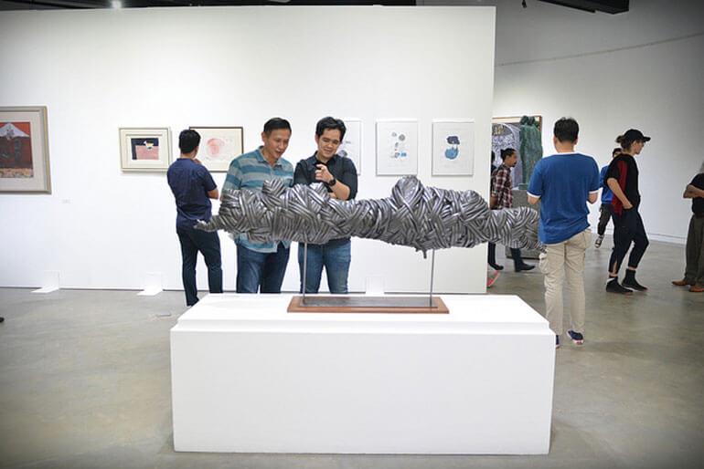 Poros Bandung Art Exhibition Jakarta