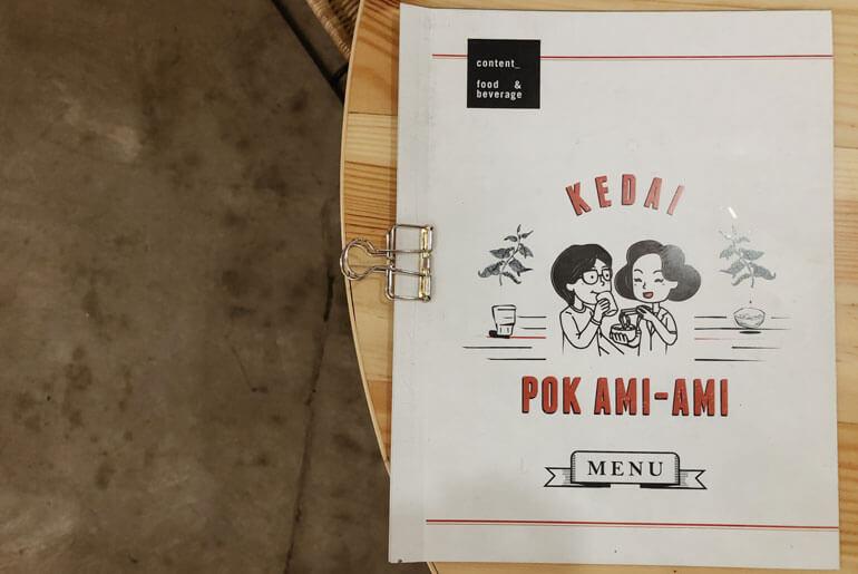 Review Kedai Pok Ami-Ami Malang