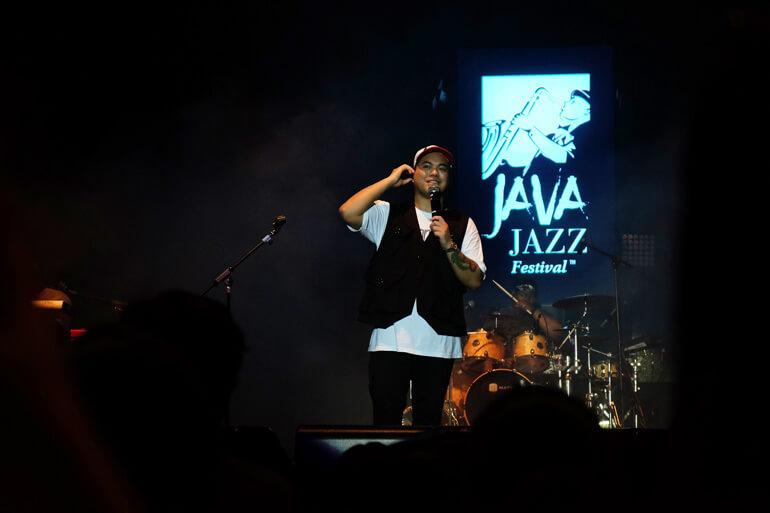 Jeff Bernat Opened Up About Depression on Java Jazz Festival 2019