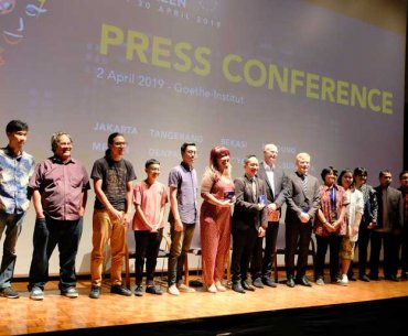 Europe on Screen 2019 Press Conference