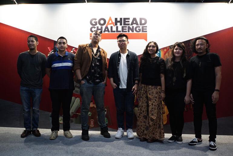 Go Ahead Challenge 2019 Biar Tapi Jadi Bukti