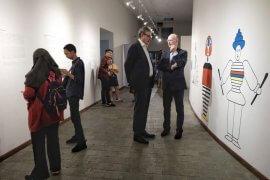 Bauhaus Exhibition #Bauhaus100 Europe on Screen 2019