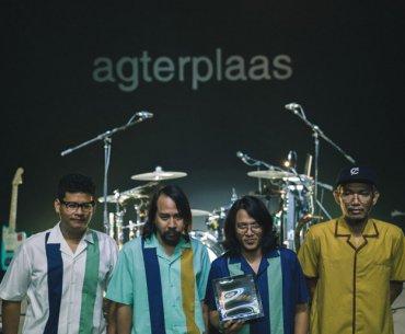 Review The Adams Agterplaas Album