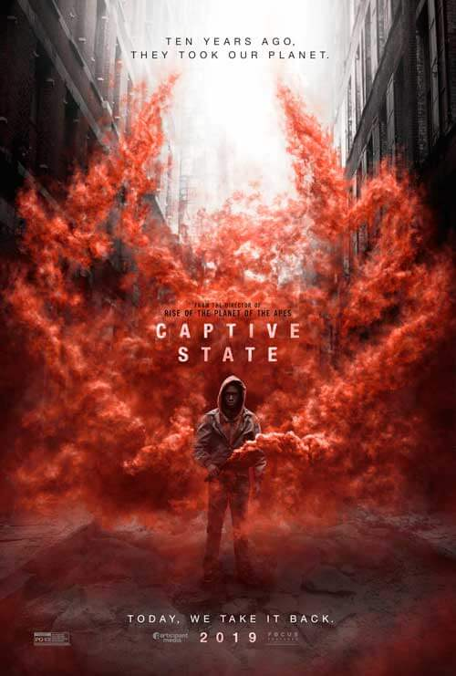Captive State Review Film