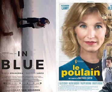 In Blue & We Need Your Vote Europe On Screen 2019