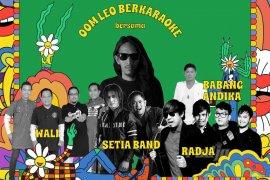 Oom Leo Berkaraoke Kangen Band, Radja, Wali, Setia Band Synchronize Fest 2019
